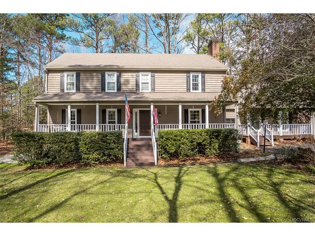 13604 Winterberry Ridge, Midlothian, VA 23112 (MLS #1804647) :: Small & Associates