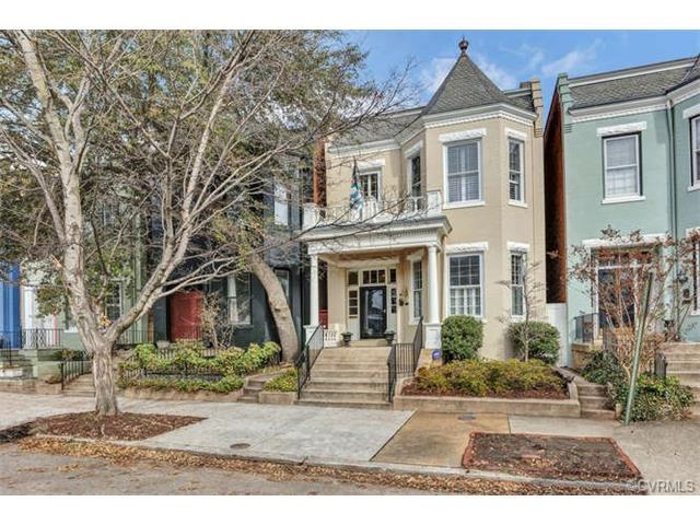 1612 Hanover Avenue, Richmond, VA 23220 (MLS #1804683) :: Small & Associates