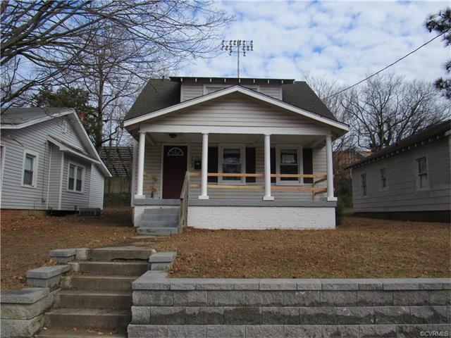203 N 14th Avenue, Hopewell, VA 23860 (#1804777) :: Abbitt Realty Co.