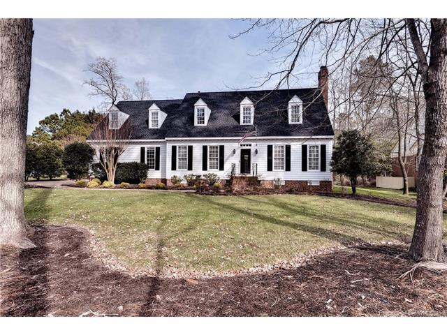 2027 Hornes Lake Road, Williamsburg, VA 23185 (#1804801) :: Abbitt Realty Co.