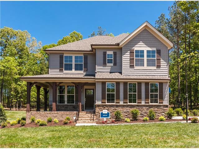 Lot 2 Hartridge Drive, Chesterfield, VA 23832 (#1804964) :: Abbitt Realty Co.