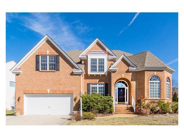 5236 Cobblers Stone Court, Glen Allen, VA 23059 (MLS #1804979) :: RE/MAX Action Real Estate