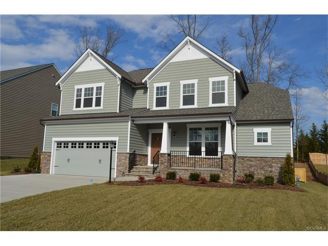 Lot 12 Hartridge Drive, Chesterfield, VA 23832 (#1805017) :: Abbitt Realty Co.