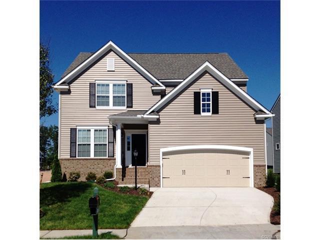 Lot 4 Hartridge Drive, Chesterfield, VA 23832 (#1805100) :: Abbitt Realty Co.