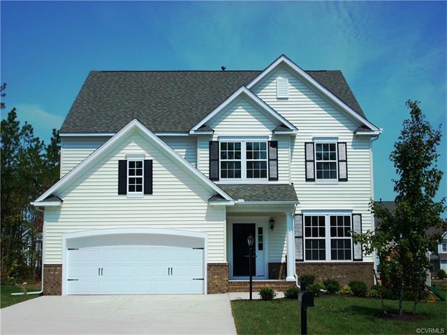 Lot 52 Hartridge Drive, Chesterfield, VA 23832 (#1805106) :: Abbitt Realty Co.