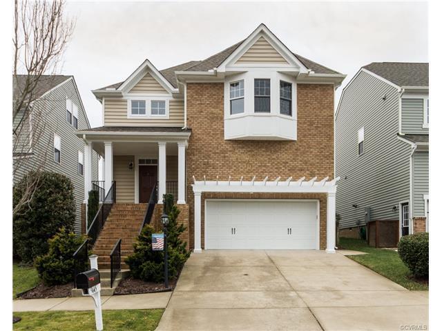 9445 Rutlandshire Drive, Mechanicsville, VA 23116 (MLS #1805172) :: RE/MAX Action Real Estate