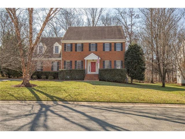 13707 Rivermist Road, Midlothian, VA 23113 (MLS #1805237) :: Small & Associates