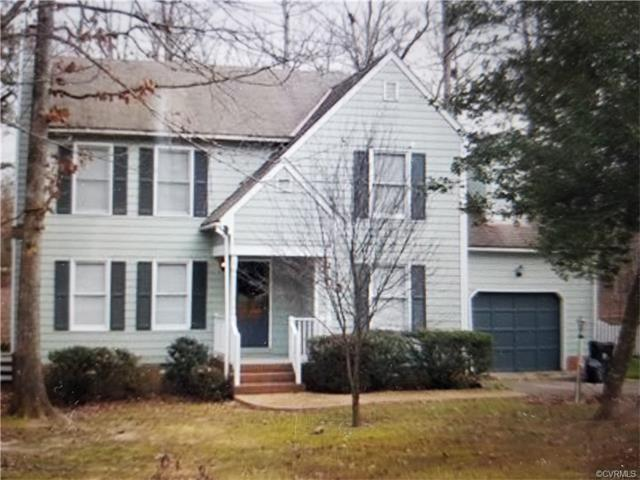 5411 Pleasant Grove Lane, Midlothian, VA 23112 (MLS #1805250) :: Small & Associates