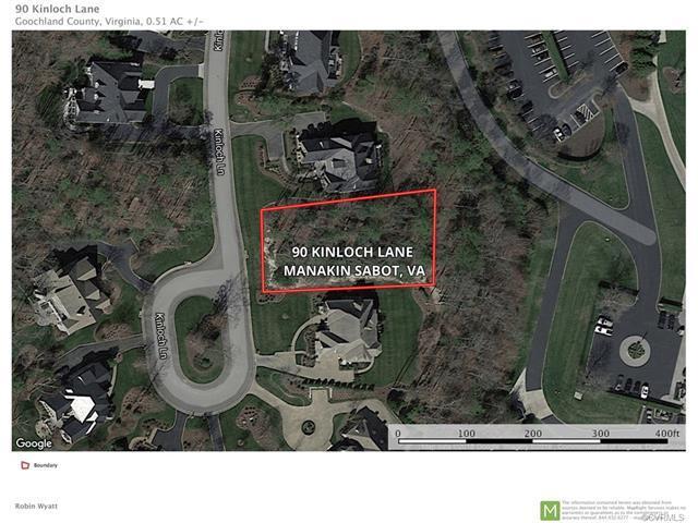 90 Kinloch Lane, Manakin Sabot, VA 23103 (#1805269) :: Green Tree Realty