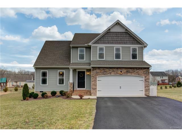 1041 Earls Road, Goochland, VA 23063 (MLS #1805281) :: RE/MAX Action Real Estate
