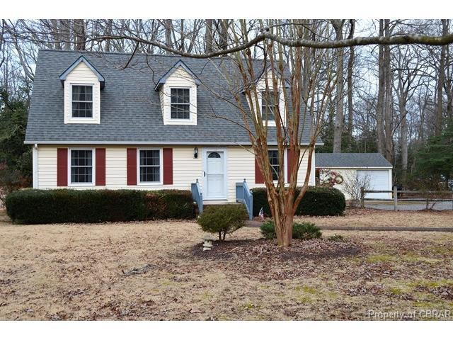 853 Lancelot Drive, Reedville, VA 22539 (#1805284) :: Abbitt Realty Co.