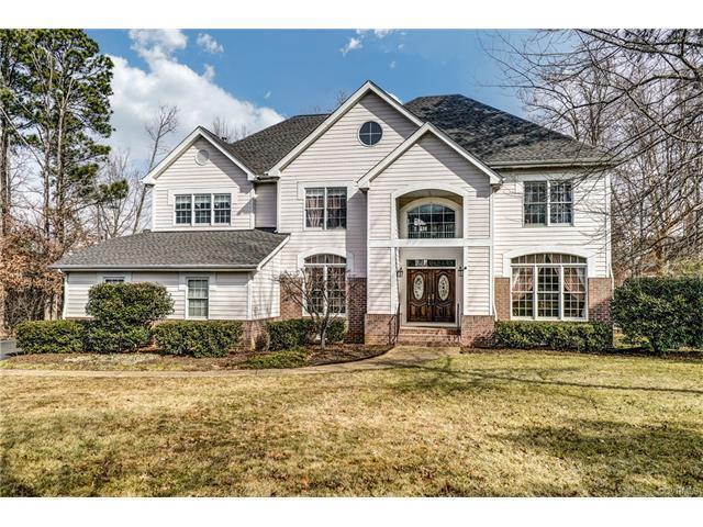 6048 Brentmoor Drive, Glen Allen, VA 23059 (MLS #1805317) :: EXIT First Realty