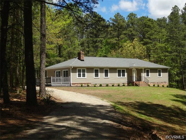 8074 Peaks Road, Hanover, VA 23069 (MLS #1805399) :: RE/MAX Action Real Estate