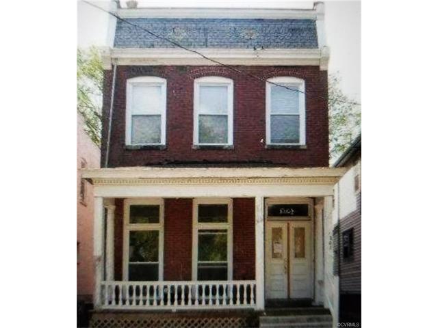 1203 N 36th Street, Richmond, VA 23223 (MLS #1805410) :: Small & Associates