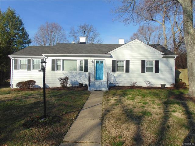 7706 Antionette Drive, Henrico, VA 23227 (MLS #1805413) :: Small & Associates