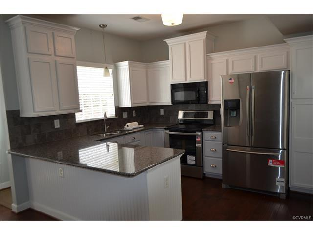 9201 Silverbush Drive #9201, Henrico, VA 23228 (MLS #1805426) :: Small & Associates