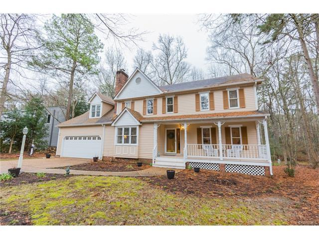 14203 Spring Gate Terrace, Midlothian, VA 23112 (MLS #1805434) :: Small & Associates