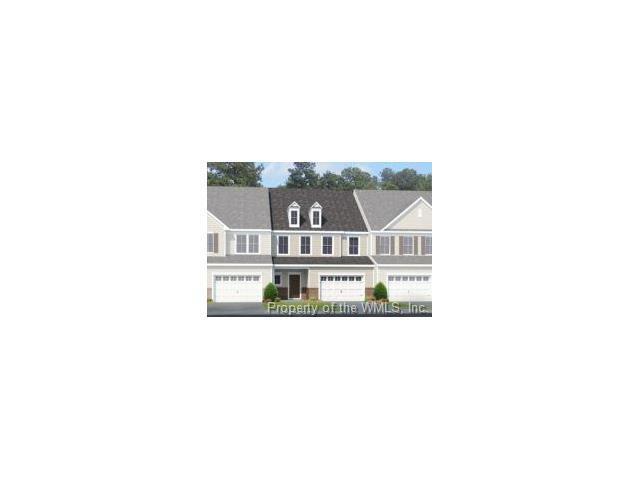 8607 Fielding Circle #8607, Toano, VA 23168 (MLS #1805628) :: Chantel Ray Real Estate
