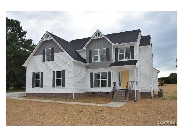 7207 Shifletts Farm Lane, Hanover, VA 23116 (MLS #1805636) :: RE/MAX Action Real Estate