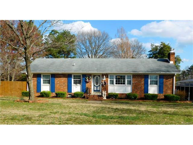 8178 Greenview Road, Mechanicsville, VA 23111 (MLS #1805648) :: RE/MAX Action Real Estate