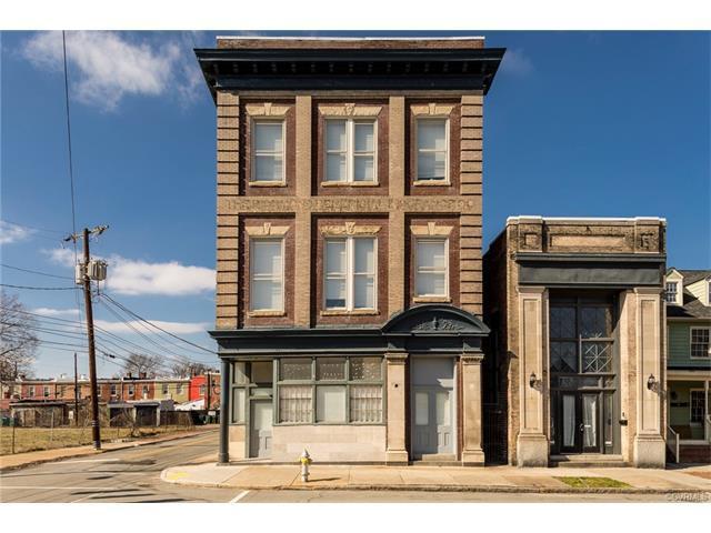 700 N 2nd Street, Richmond, VA 23219 (MLS #1805657) :: Small & Associates