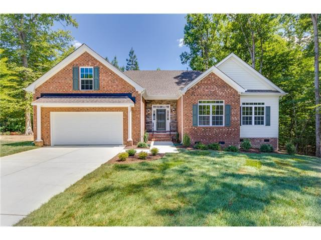 705 Marks Pond Way, Williamsburg, VA 23188 (MLS #1805749) :: Chantel Ray Real Estate