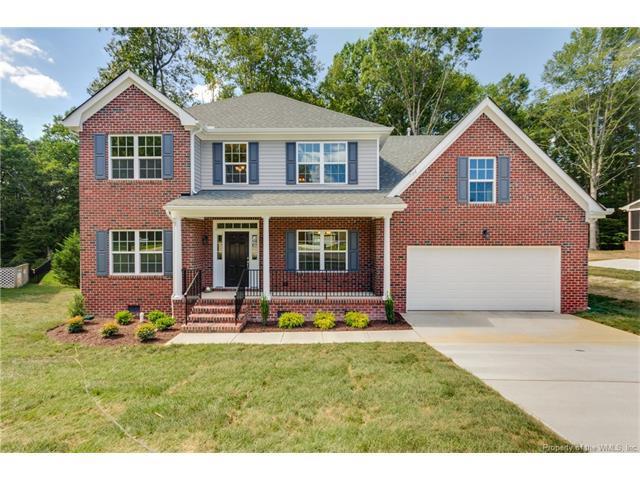 706 Marks Pond Way, Williamsburg, VA 23188 (MLS #1805757) :: Chantel Ray Real Estate