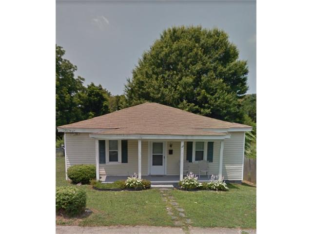 22 Grigg Street, Petersburg, VA 23803 (MLS #1805780) :: Chantel Ray Real Estate
