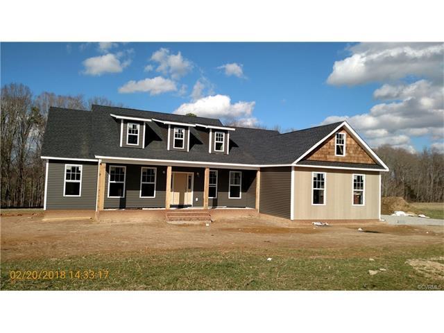 3007 Appomattox Trace Lane, Powhatan, VA 23139 (MLS #1805815) :: RE/MAX Commonwealth