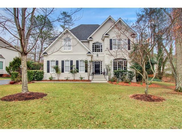 5732 Oak Mill Court, Glen Allen, VA 23059 (MLS #1805830) :: RE/MAX Action Real Estate