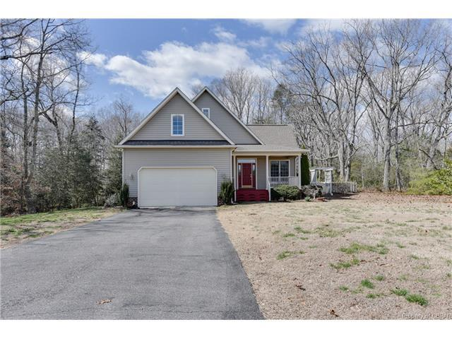 183 Belle Aire Drive, Hardyville, VA 23070 (#1805856) :: Resh Realty Group