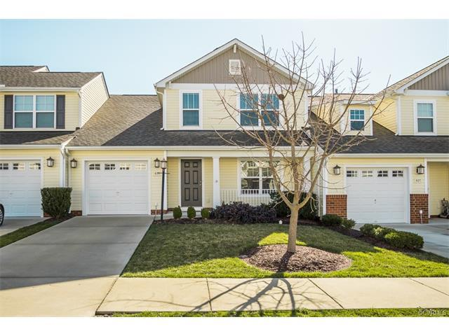 625 Abbey Village Circle #625, Midlothian, VA 23114 (MLS #1805884) :: Chantel Ray Real Estate