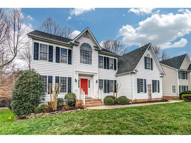 9436 Indianfield Drive, Mechanicsville, VA 23116 (MLS #1805911) :: RE/MAX Commonwealth