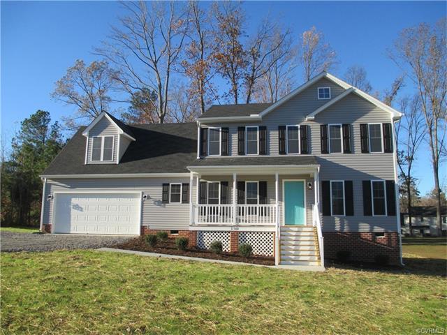 11500 Parrish Creek Lane, Chesterfield, VA 23832 (MLS #1805951) :: RE/MAX Action Real Estate