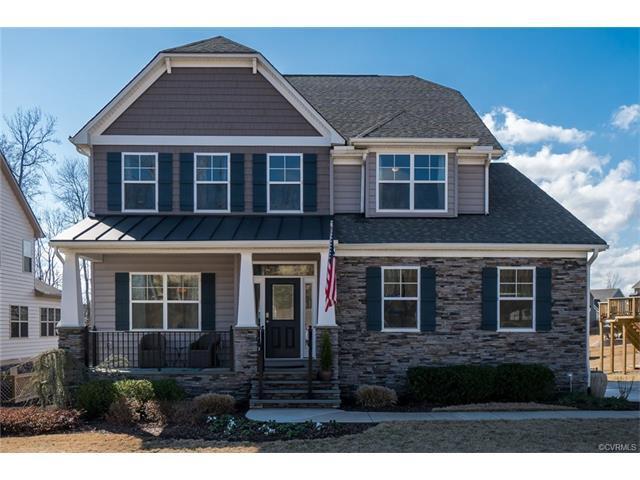 7582 Flowering Magnolia Lane, Quinton, VA 23141 (MLS #1805980) :: RE/MAX Action Real Estate
