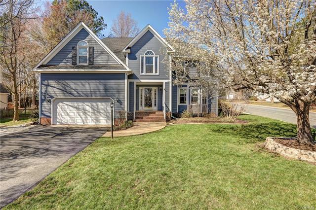 5828 Bradington Drive, Glen Allen, VA 23059 (MLS #1806144) :: EXIT First Realty