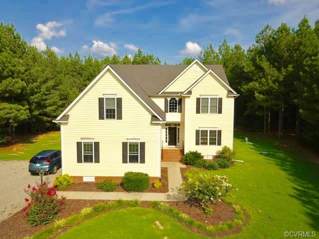 13241 Eppes Falls Road, Chesterfield, VA 23838 (MLS #1806145) :: RE/MAX Action Real Estate
