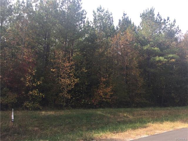 Lot 7 Tillar Lane, Goochland, VA 23063 (MLS #1806197) :: RE/MAX Action Real Estate