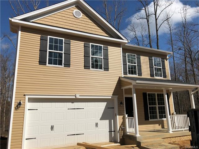 154 Land Or Drive, Ruther Glen, VA 22546 (MLS #1806200) :: RE/MAX Action Real Estate