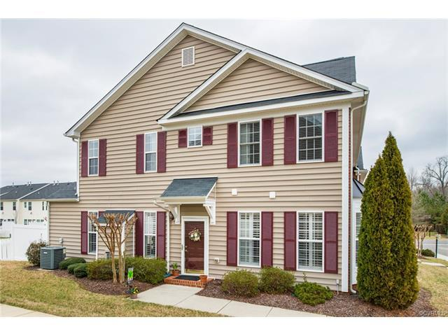 8227 Creekside Bluffs Lane #8227, Mechanicsville, VA 23111 (MLS #1806202) :: RE/MAX Commonwealth