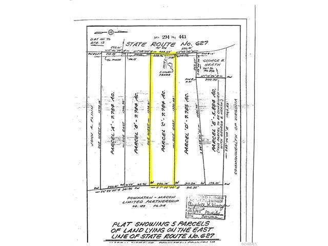 1971 Ridge Road, Powhatan, VA 23139 (MLS #1806222) :: RE/MAX Commonwealth