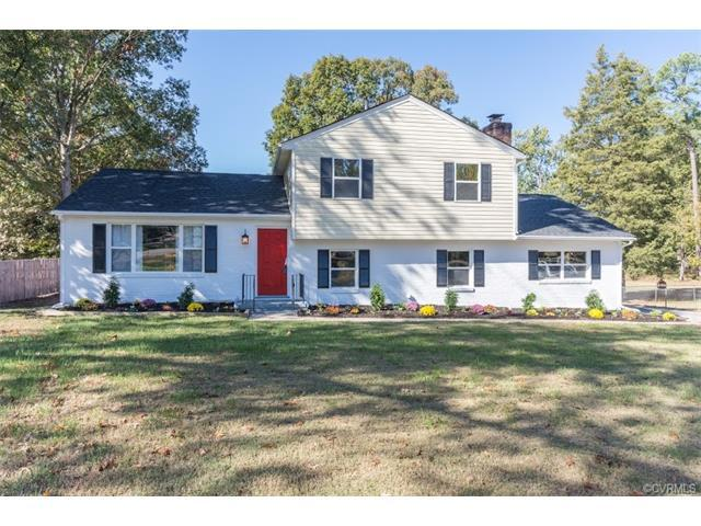 13216 Sherri Drive, Chester, VA 23831 (MLS #1806262) :: RE/MAX Commonwealth