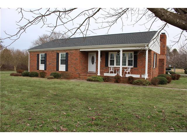 5154 Water View Road, Water View, VA 23180 (MLS #1806269) :: RE/MAX Action Real Estate