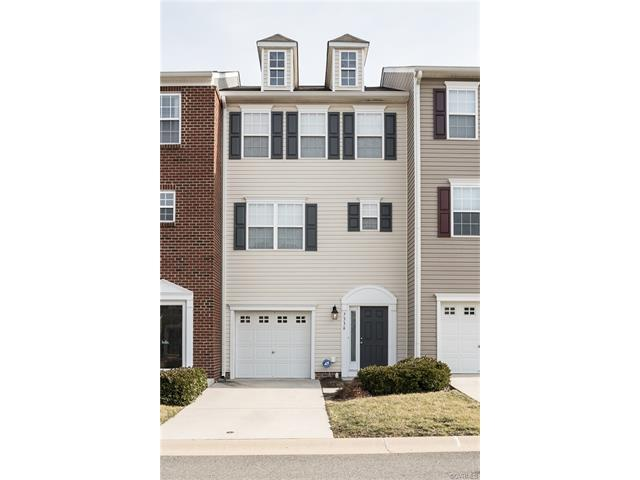7336 Jackson Arch Drive #7336, Hanover, VA 23111 (MLS #1806379) :: RE/MAX Action Real Estate