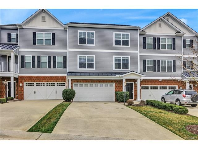 568 Abbey Village Circle #568, Midlothian, VA 23114 (MLS #1806526) :: Chantel Ray Real Estate
