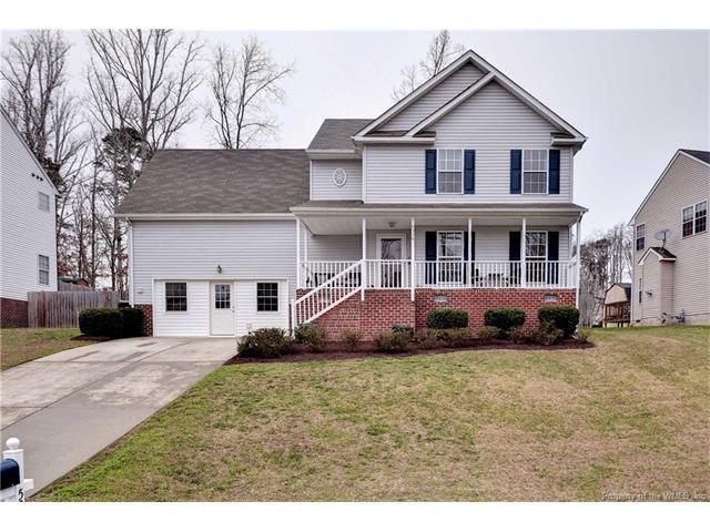 5336 Rockingham Drive, Williamsburg, VA 23188 (MLS #1806546) :: Chantel Ray Real Estate