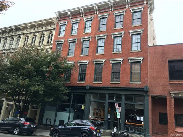 1205 E Main Street U3w, Richmond, VA 23219 (MLS #1806639) :: The Ryan Sanford Team