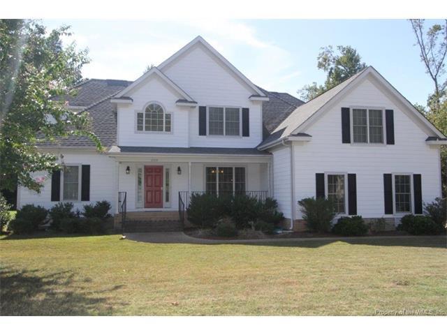 2509 Robert Fenton Road, Williamsburg, VA 23185 (#1806781) :: Abbitt Realty Co.