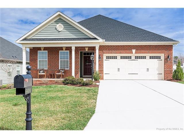 6404 Cordelia Road, Williamsburg, VA 23188 (MLS #1807023) :: RE/MAX Action Real Estate