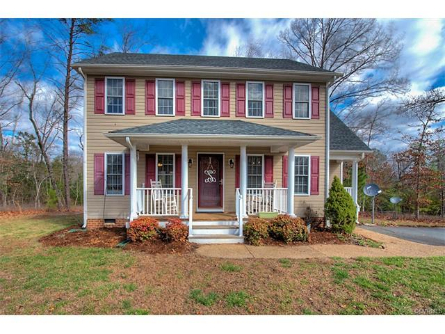 2221 Silver Street, Aylett, VA 23009 (MLS #1807093) :: Chantel Ray Real Estate